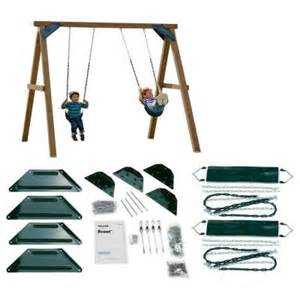 home depot swing set swing n slide playsets do it yourself one hour custom play