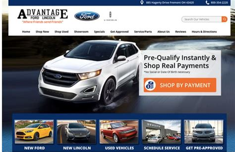 Advantage Ford by Dealer Of The Month Advantage Ford Dominion Dealer