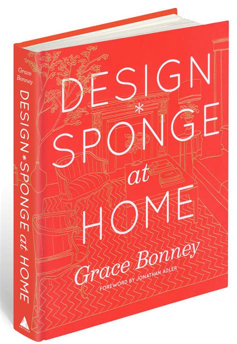 home design books design sponge at home the evolution of a book cover