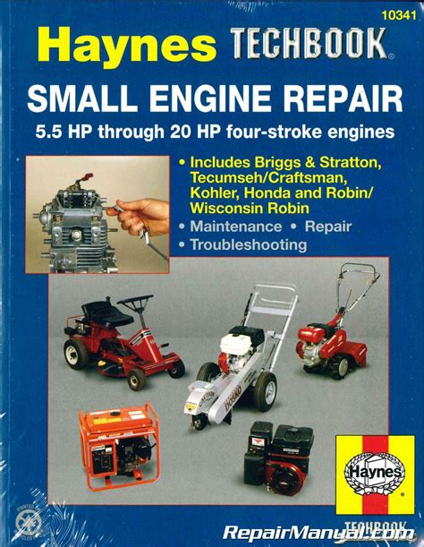 haynes small engine repair haynes techbook  hp