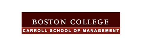 Boston College Carroll Mba Essays boston college mba application essays