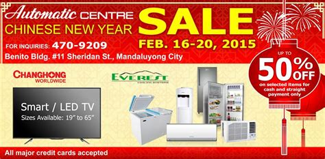 new year in february 2015 automatic center new year sale benito building