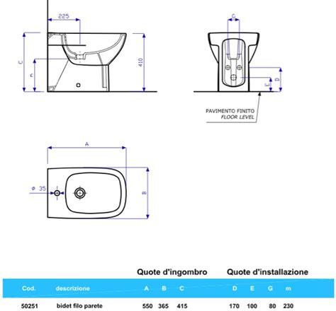 sanitari bagno misure ridotte sanitari bagno misure ridotte duylinh for