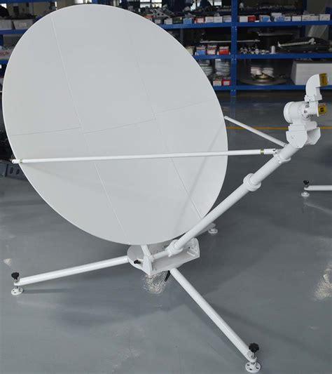 1 2m flyaway antenna