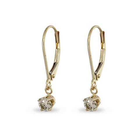 Ohrringe Diamant by Klenota Ohrringe Gold Mit Diamanten Ohrringe Diamant