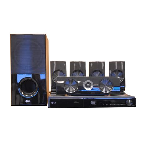 lg lhb336 3d home theater system 5 1 ch ebay