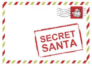 Secret santa forms printable top secret santa red holiday