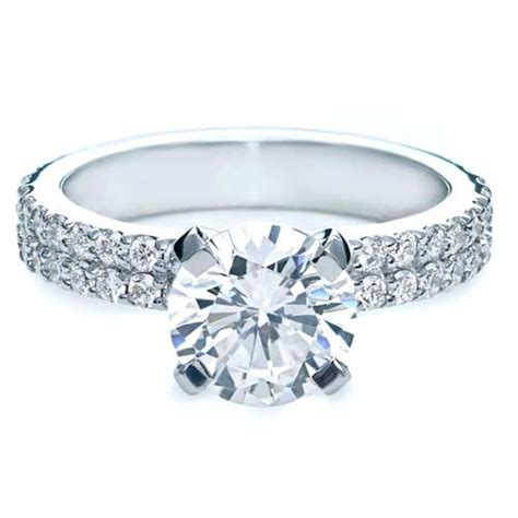 Contemporary Engagement Rings by Contemporary Engagement Ring Bellevue Seattle