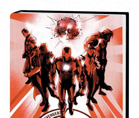 new avengers by jonathan hickman hardcover comic books