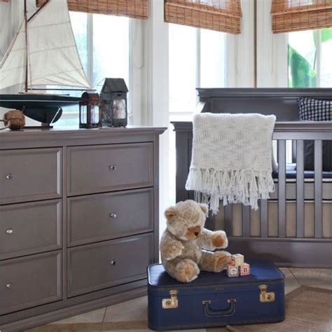 million dollar baby weathered grey dresser million dollar baby classic foothill louis 6 drawer