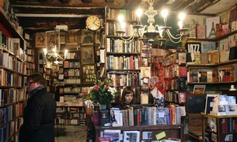 The Bookshop George jeanette winterson revisits bookshop shakespeare and company books the guardian