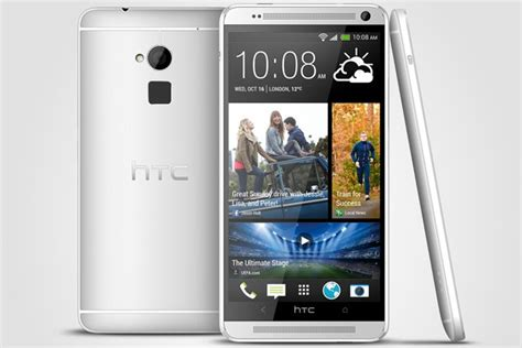 android max htc launches one max with 5 9 inch display and fingerprint scanner