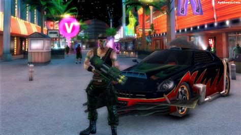 gangstar vegas mod full game gangstar vegas 1 6 0k mod unlimited data android games