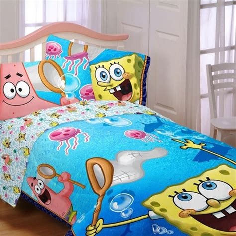 spongebob bed spongebob square pants themed room design interior design