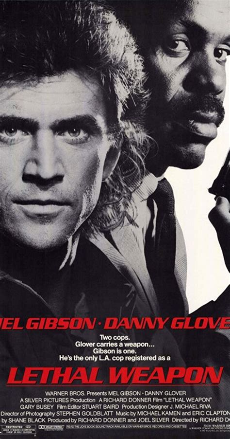 Lethal Weapon lethal weapon 1987 imdb