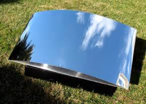cleardome solareflex diffused foil and solareflex aa flat bendable mirror surface reflector panels
