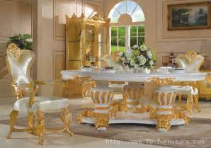 gold dining room filiphs palladio italian classic hand carved royal