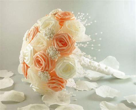 vintage origami wedding bouquet bridal bouquet