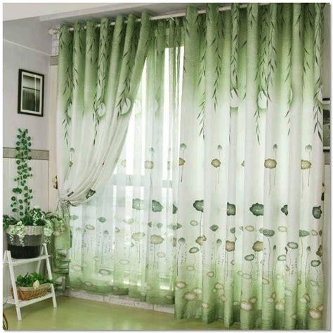 Gorden Warna Hijau desain gorden warna hijau yang mengagumkan desain rumah unik