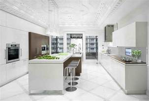 White Kitchens Shades Of White Kitchen