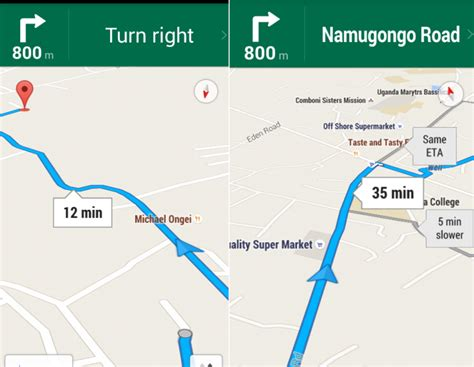 turn by turn maps how to use maps turn by turn navigation to get to
