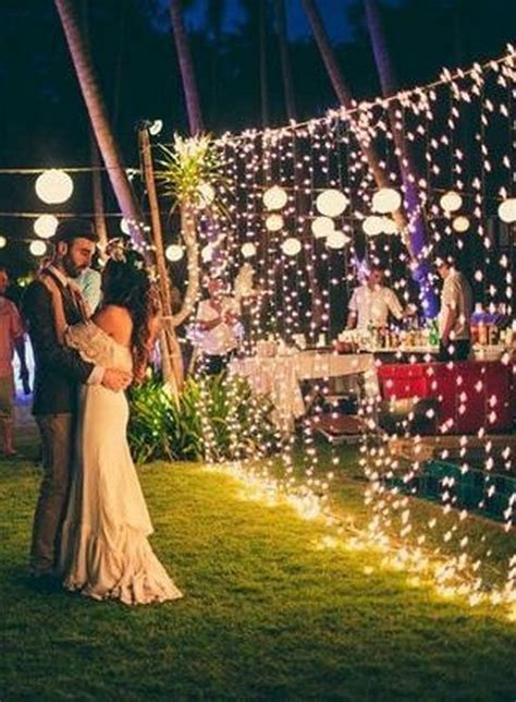 romantic backyard wedding best 25 romantic backyard ideas on pinterest