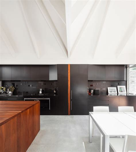 31 black kitchen ideas for the bold modern home step out of the box with 31 bold black kitchen designs
