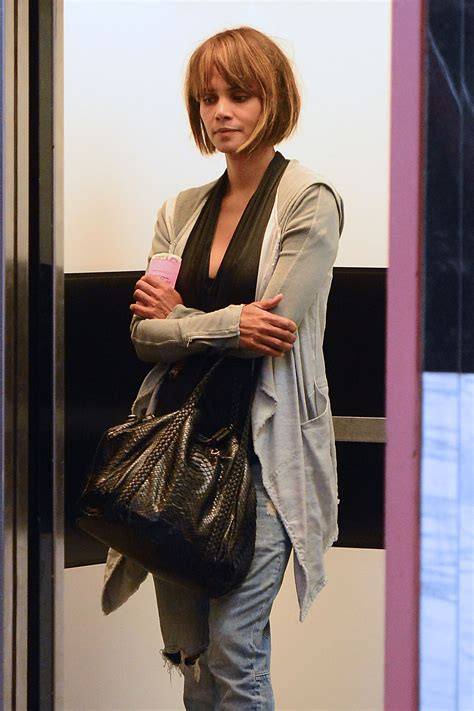 Style Halle Berry by Halle Berry Style Out In Los Angeles 2 17 2016