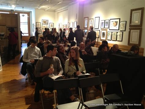 auction house nyc sunday s auction house in nyc art collecting for the regular person untapped cities
