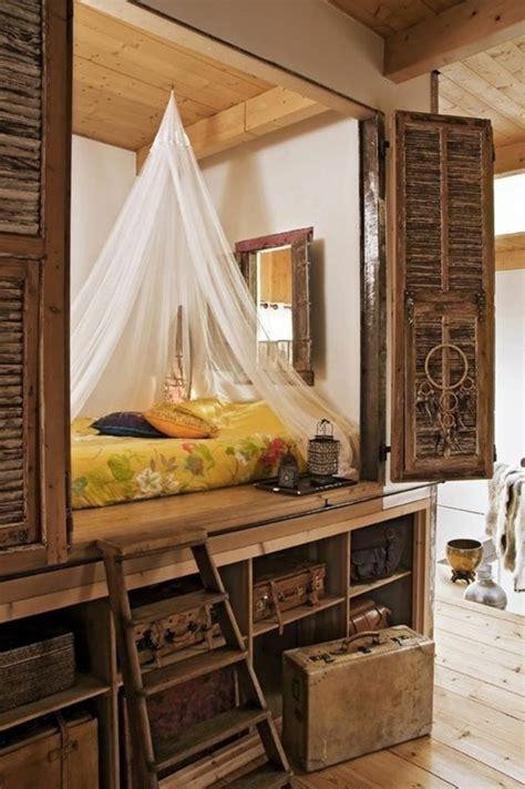 chambre avec plafond en pente evtod