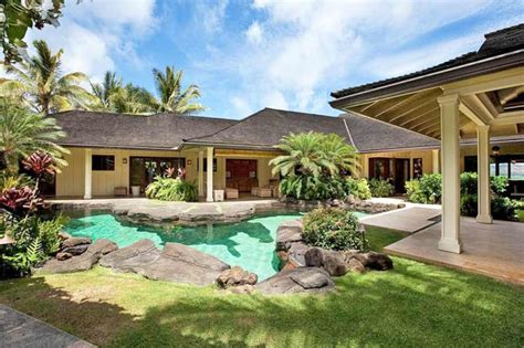 Polynesian House Plans Hawaiian Style House Plans Numberedtype