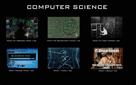 Computer Science Memes - 21 types of information technology degrees guide for