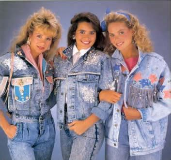 hairstyles for party on jeans 1980 s fashion larissa jo ann grace