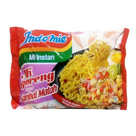 Indomie Rasa Special 1 Dus indomie goreng rasa sambal matah 85gr bundle 10