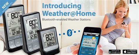 product review oregon scientific weather home bluetooth