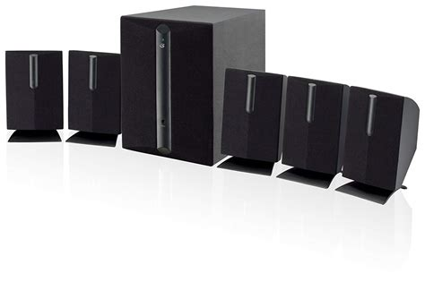 ilive htb  channel home theater speaker system black