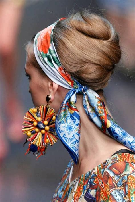 best 25 headband scarf ideas on hair tips