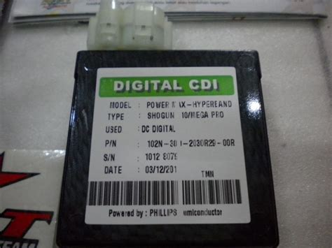 Cdi Brt Power Max Hyperband Shogun 125 cdi brt power max hyperband shogun 110 mega pro