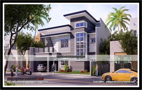 modern dream house design philippine dream house design modern contemporary house contemporary house design