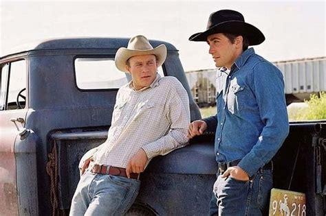film cowboy mountain brokeback mountain s gay cowboys voted film lovers