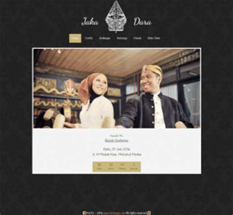 buat undangan pernikahan sendiri online datangya com undangan online gratis free wedding
