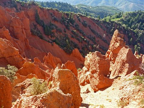 devils kitchen the nebo loop scenic byway utah