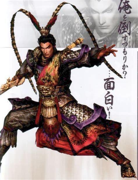 Dynasty Warrior Koei Lubu dynasty warriors warriors and top ten on
