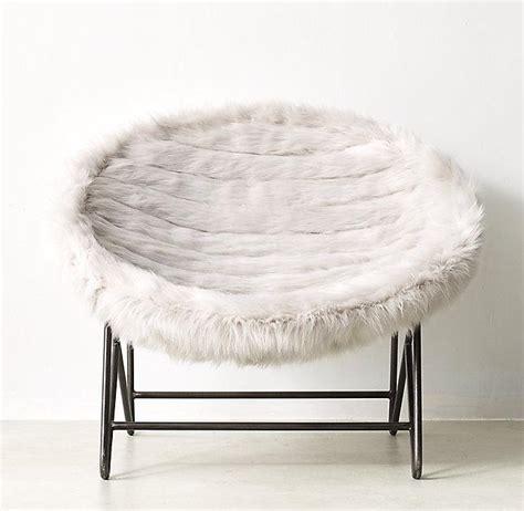 faux fur chair cushion faux fur chair cushion chairs seating