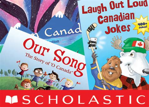 Book Giveaways Canada - o canada june book giveaway from scholastic local parent