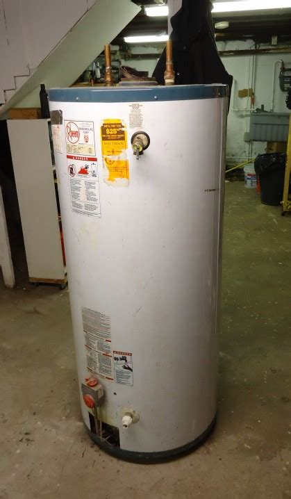 Is My Hot Water Heater Going Bad?  hot water heater going bad   American Air