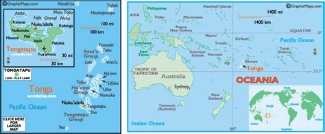 tonga on a world map pein country profile and environment library tonga