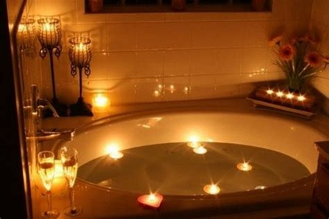 Romantic Bathroom Decorating Ideas | 36 romantic bathroom ideas