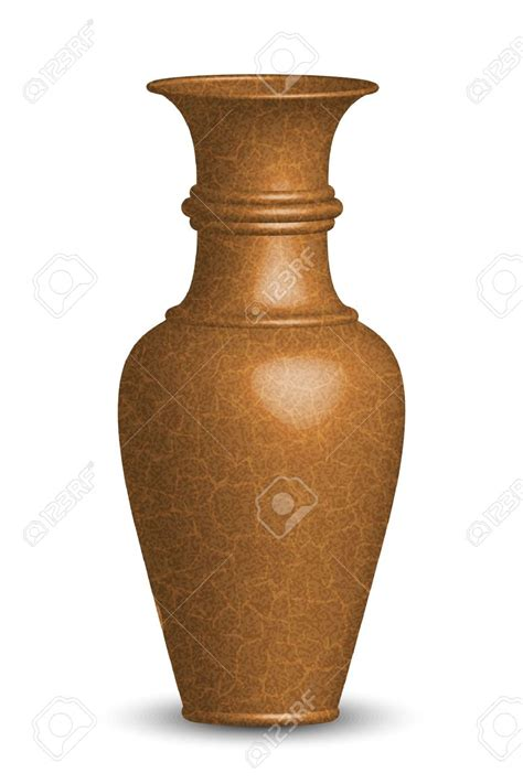 Vase Illustration by Ceramic Cliparts