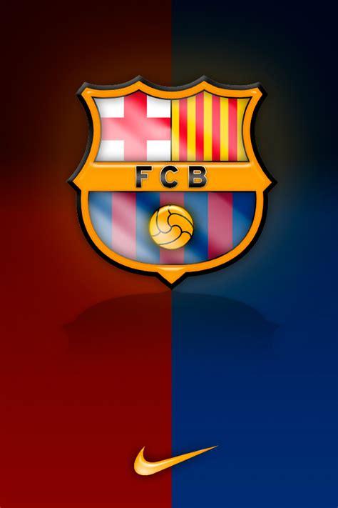 Iphone Iphone 6 Barcelona Logo With Nike fcb nike iphone wallpaper hd